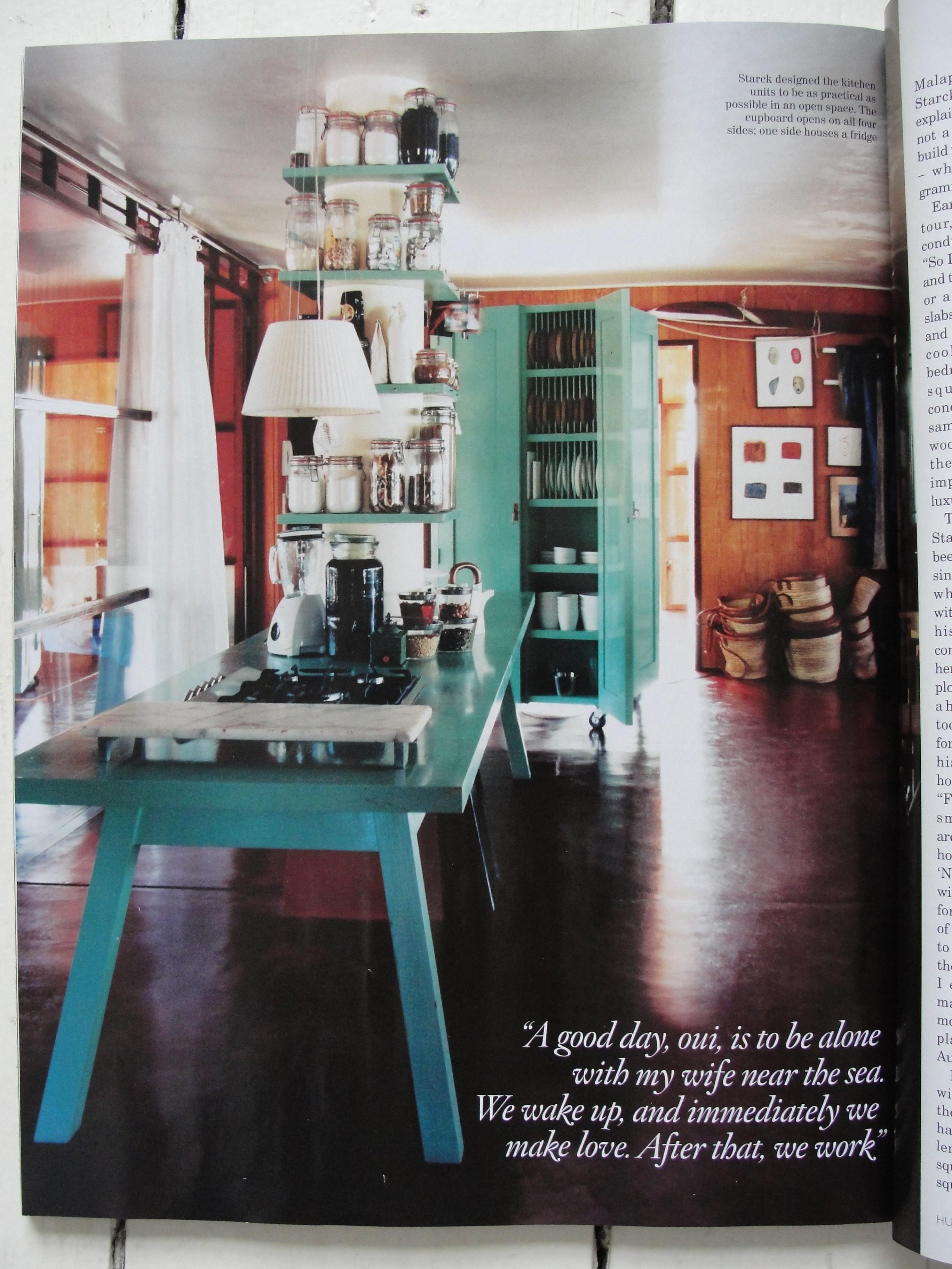 philippe starcks kitchen - Philippe Starck Kitchen