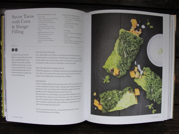 The Green Kitchen | Cook book images